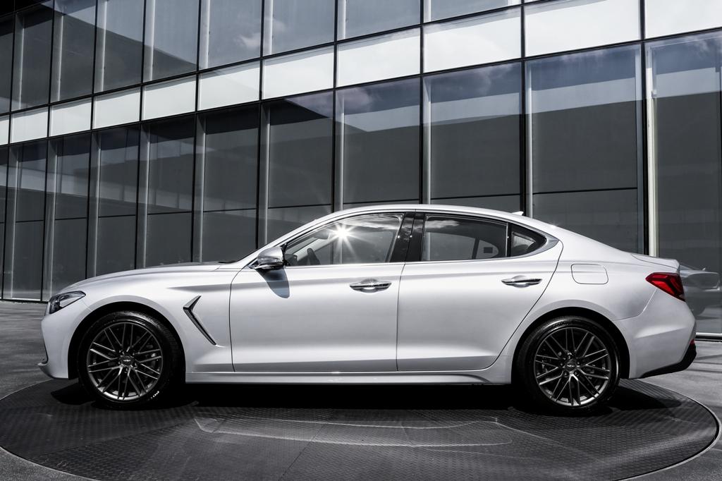 New Details Revealed on Upcoming Genesis G70 Luxury Sedan ...