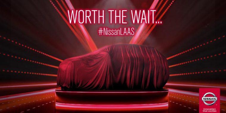Nissan LAAS