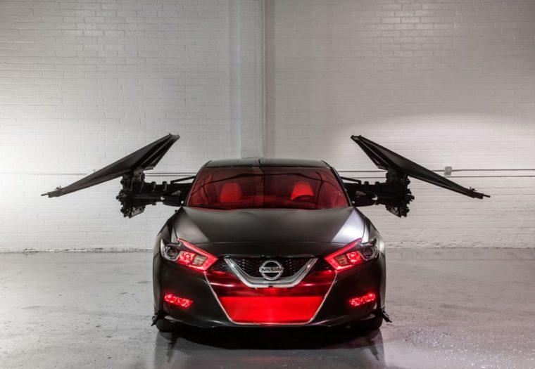 2018 Nissan Maxima – Kylo Ren's TIE Silencer