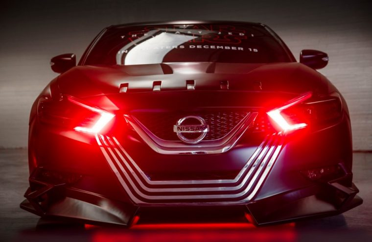 2018 Nissan Maxima – Kylo Ren