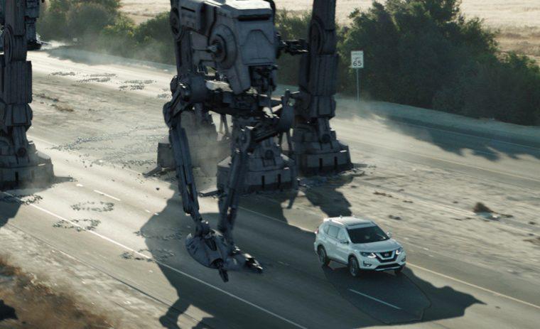 'Star Wars: The Last Jedi' helps explain Nissan Intelligent