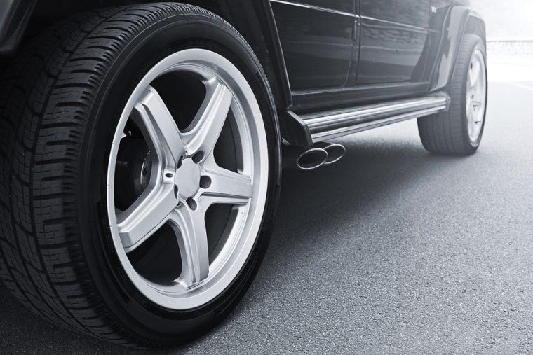 The Benefits of Alloy Wheel Protectors
