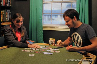 Review Of Top Speed A Fast Paced Card Game For Two Players The