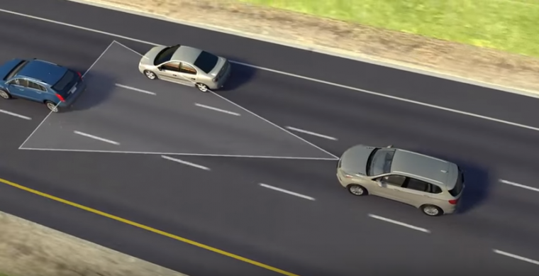 Advanced driver-assist features and safety technology