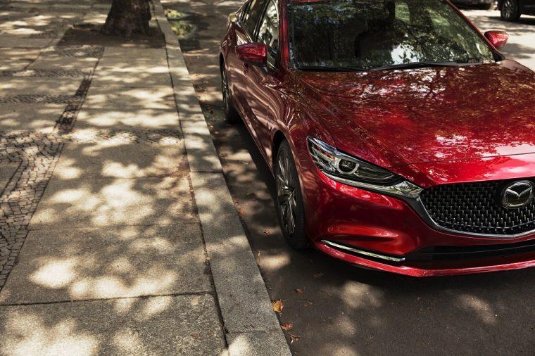 Mazda6 update