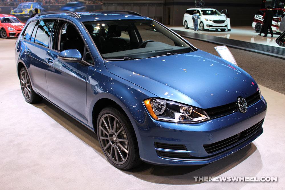 Car And Driver Magazine Names 2018 Volkswagen Golf Models