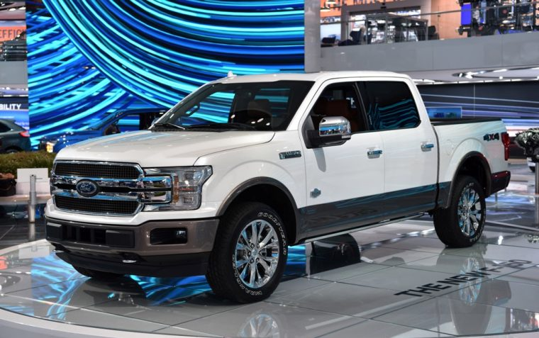 2018 Ford F-150 pickup truck overview specs details debut release