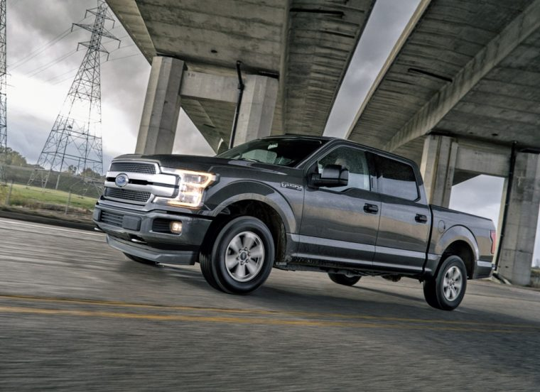 2018 Ford F-150 pickup truck overview specs details durable tough
