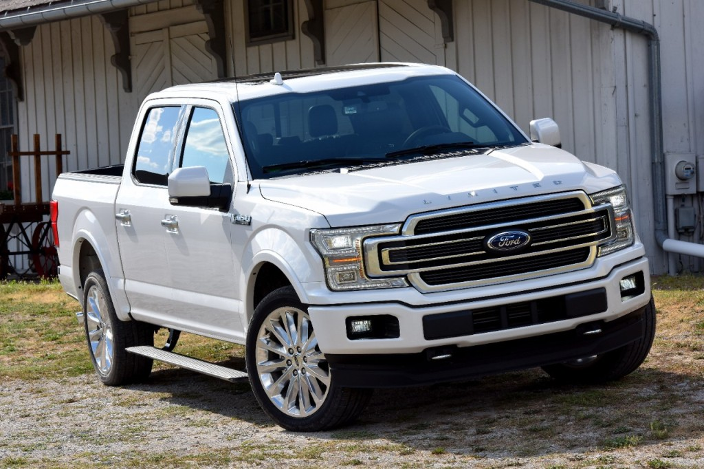 Ford F Pickup Truck Overview Specs Details Safety Features