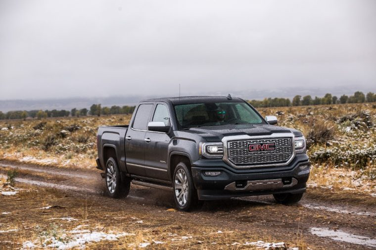 what to expect from gmc 39 s 2018 lineup the news wheel. Black Bedroom Furniture Sets. Home Design Ideas