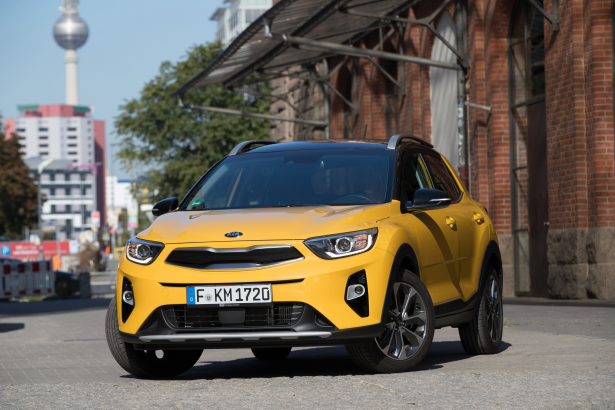 Kia Stonic Earns Five Star Collision Safety Rating From Euro Ncap