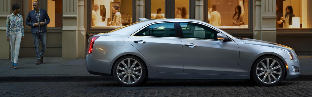 2018 Cadillac Ats Sedan Overview The News Wheel