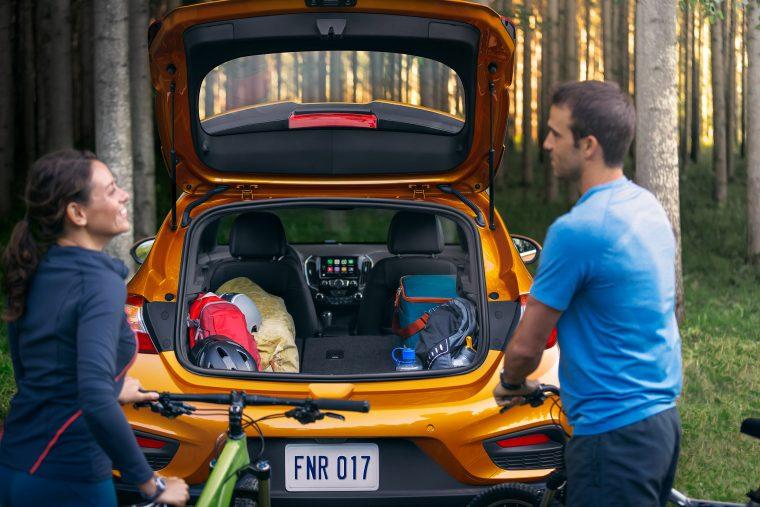 2018 Chevrolet Cruze Hatchback