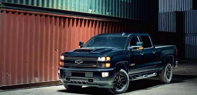 2019 Chevy Silverado 2500HD and 3500HD Will Get a Few ...