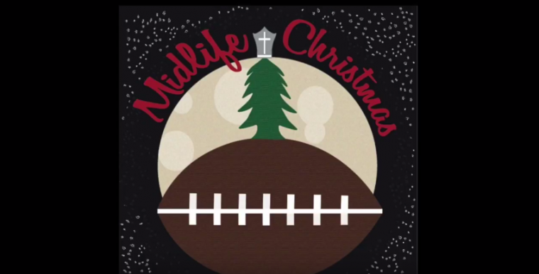 midlife christmas podcast