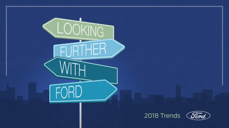 2018 Ford Trends