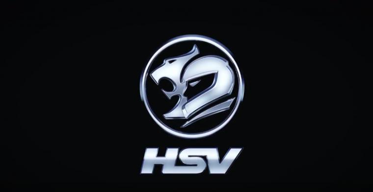 HSV logo holden