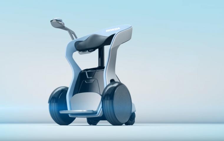 Honda 3E-B18 Robotics Concept CES 2018
