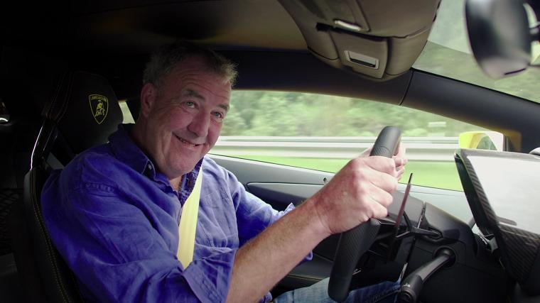 Jeremy Clarkson's Smug Face