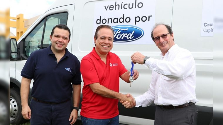 Ford Puerto Rico investment
