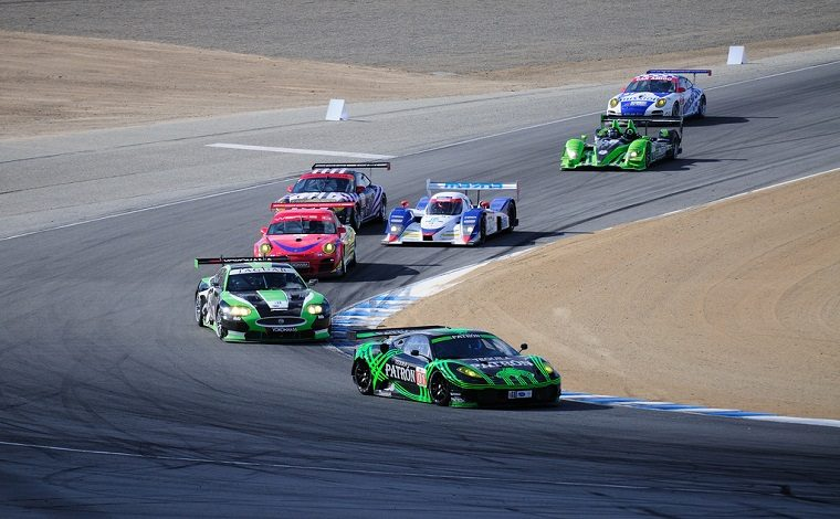 Multi-Class Racing at Mazda Raceway Laguna Seca