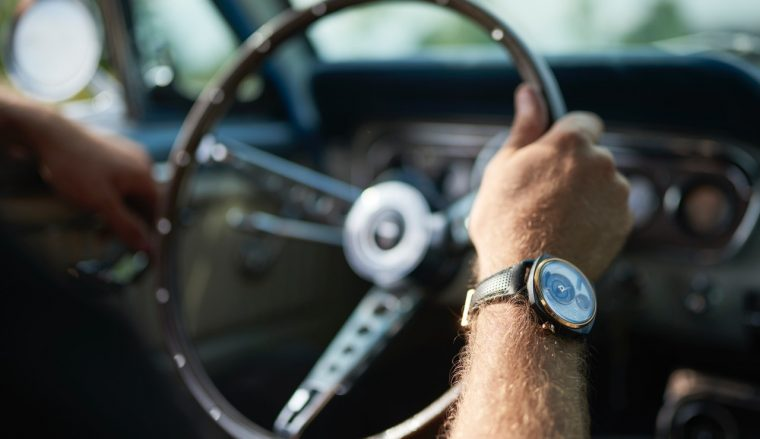 REC Watches Ford Mustang Watch