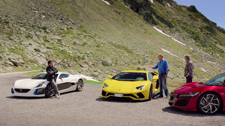 The Grand Tour - Season 2 - Episode 1 - Watch Online