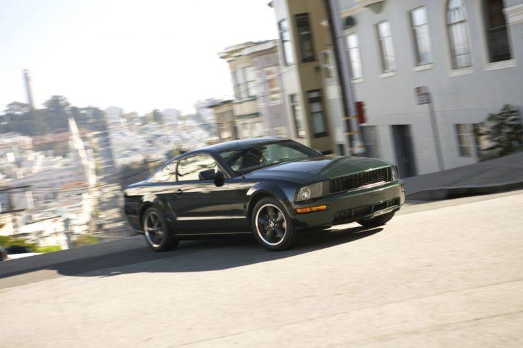2009 Ford Mustang Bullitt