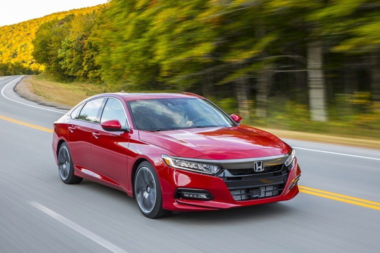 Honda Accord Named Extremetech S Best Car Of 2018 The