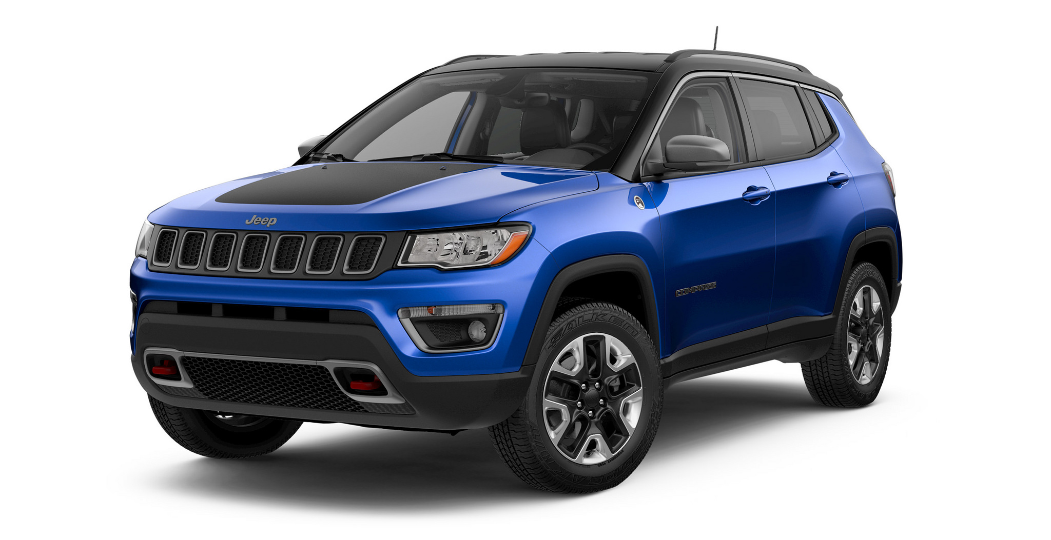 2018 jeep compass overview the news wheel. Black Bedroom Furniture Sets. Home Design Ideas