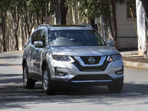 Ez Ride Auto >> 2018 Nissan Rogue Overview - The News Wheel
