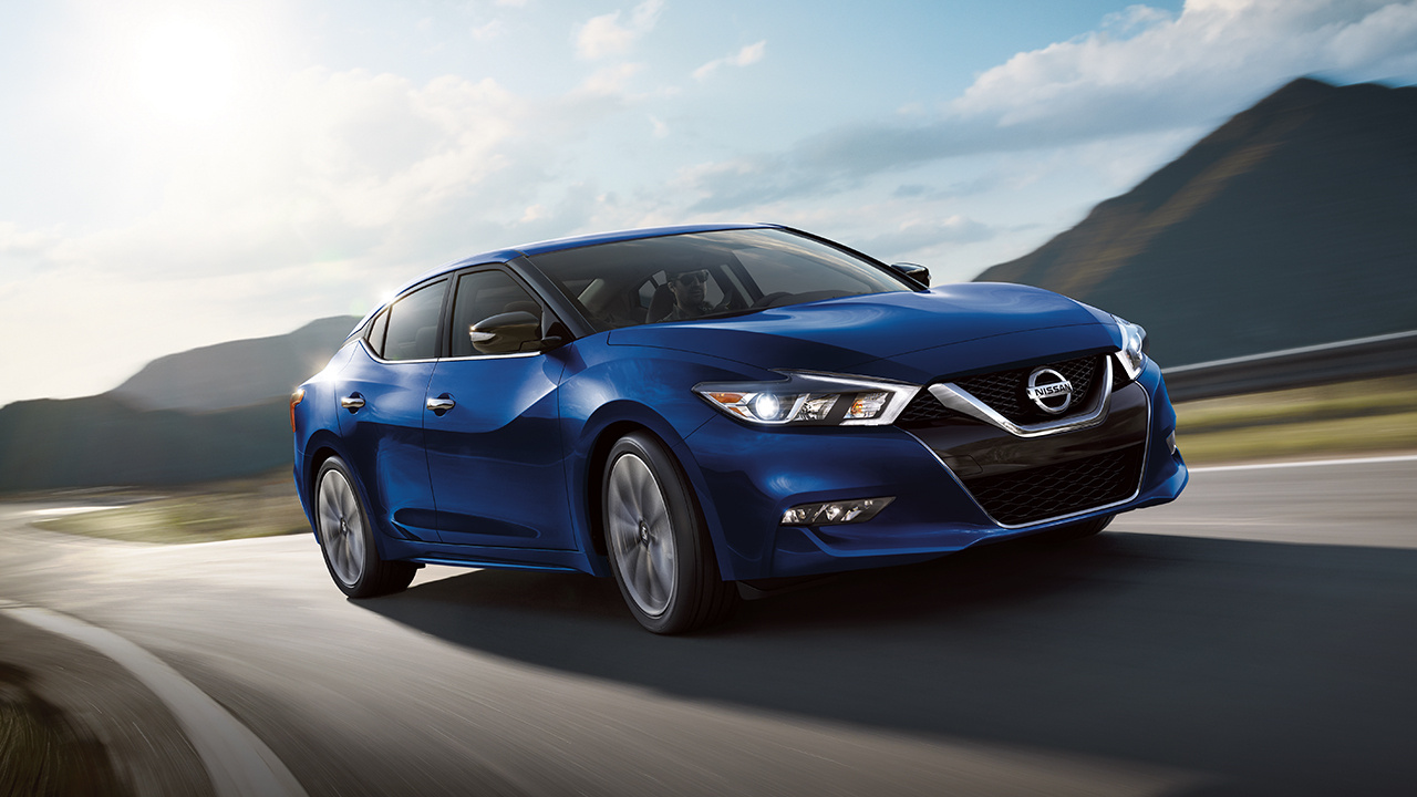 2018 Nissan Maxima Overview - The News Wheel