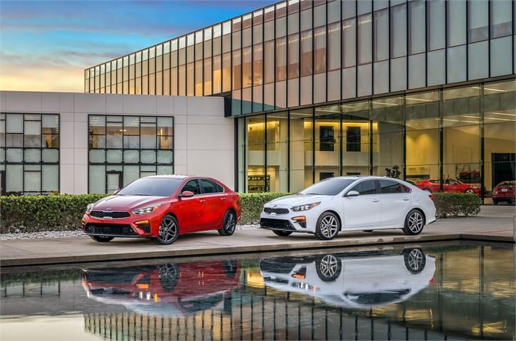 Kia Forte sedan 2019 2019-Kia-Forte-II