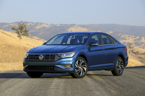 2019 Volkswagen Jetta Makes Bold Showing At North American