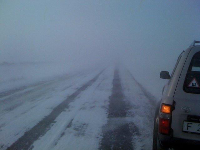 whiteout blizzard