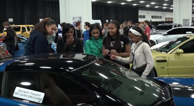NAIAS Education Day 2017