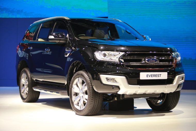 Ford Everest Thailand