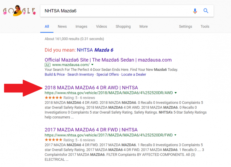 Google AWD Mazda6