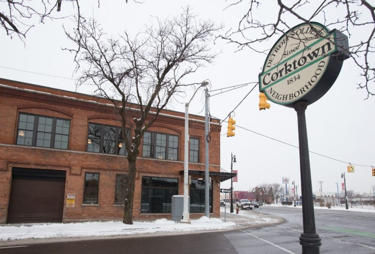 The Factory in Corktown Team Edison Ford