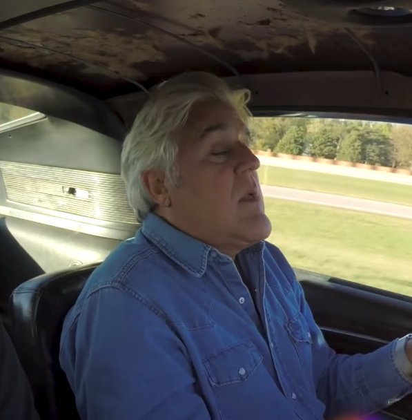 Jay Leno's Stupid Face Yet Again