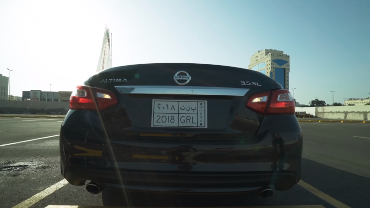 Parking Nissan