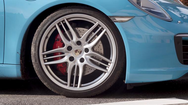 Porsche Brakes