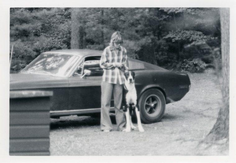 Robbie Kiernan 1968 Ford Mustang GT Bullitt