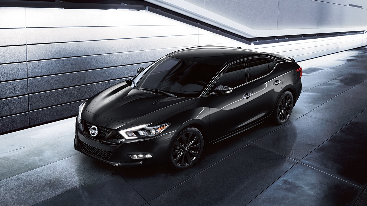 2018 nissan maxima overview the news wheel. Black Bedroom Furniture Sets. Home Design Ideas