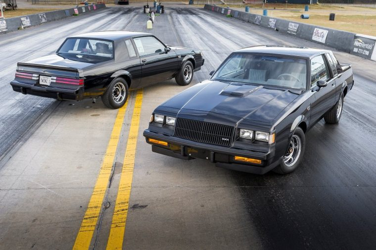 1987 Buick Grand National X Twins