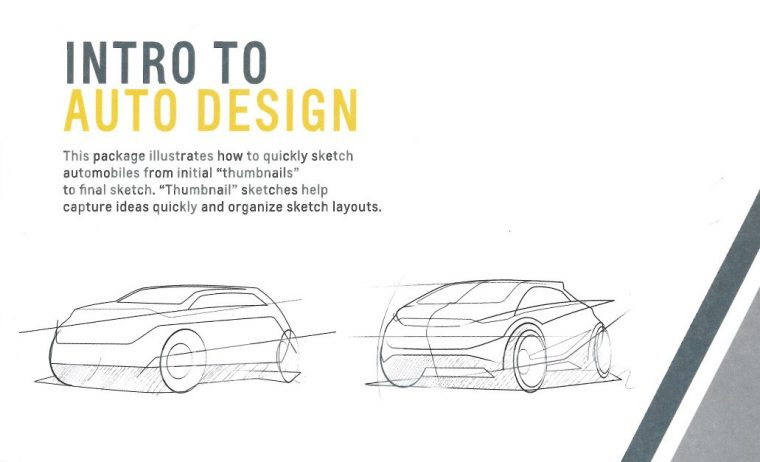 Chevrolet - How to Sketch a Car (Page 2)
