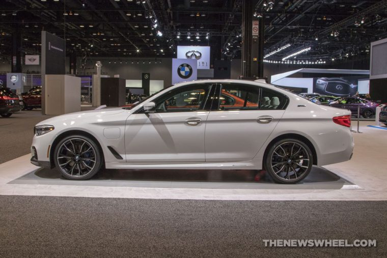 2018 BMW 530i 5 Series Chicago Auto Show CAS