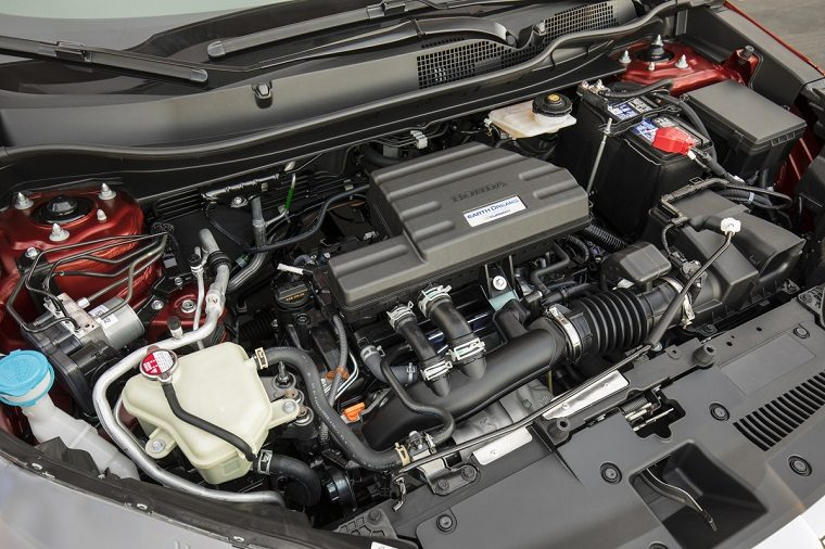 2018 Honda CR-V engine