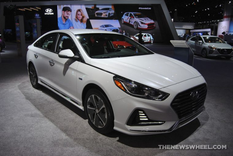 6 hottest hyundai vehicles on display at 2018 chicago auto. Black Bedroom Furniture Sets. Home Design Ideas