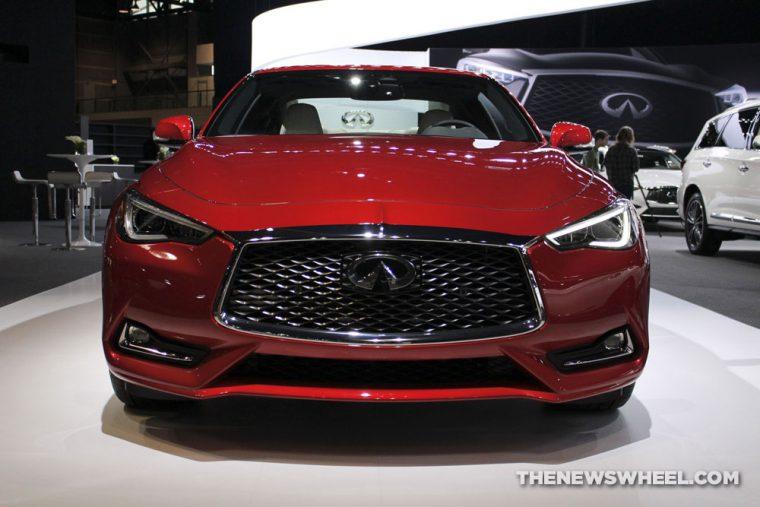 2018 INFINITI Q60 S Chicago Auto Show CAS